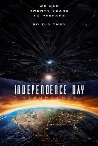 independence day - resurgence movie poster